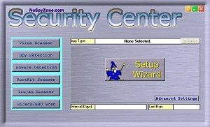 free nospyzone security center